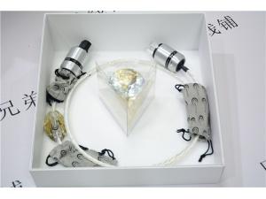 荷兰 晶彩Crystal Future Dream15周年纪念版未来梦幻电源线