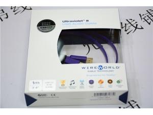 美国 线世界WIREWORLD ULTRAVIOLET8/紫光USB3.0信号线
